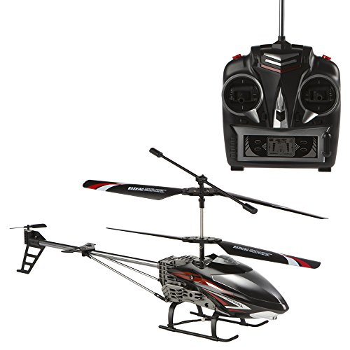 Sky Rover - Remote Control Helicopter 3 channels & turns, Pathfinder - 45 cm (ColorBaby 41827)