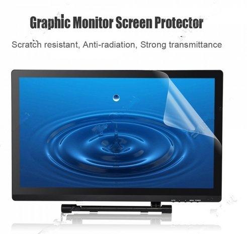 Preisvergleich Produktbild Gowe 54,6cm Zoll Grafik-Tablet Zeichnen HD Monitor + 2Digital Stifte + 32GB 6,3cm SATA SSD Festplatte