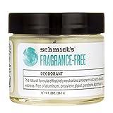 Schmidt´s Deodorant - Deocreme Fragrance-Free - 56,7g