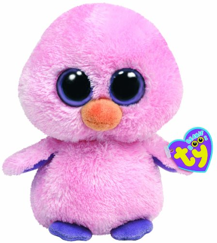 """Beanie Boo Chick - Posy - Pink - 15cm 6"""""""