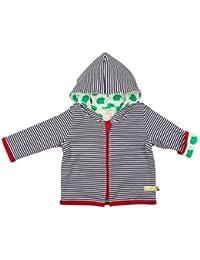 loud + proud Unisex Baby (0-24 Months) Hooded Long - Regular Jacket
