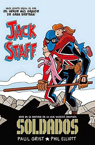 Jack Staff vol. 2: Soldados