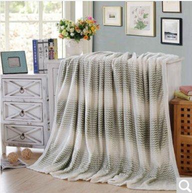 BDUK Short-Pile Teppich Decke mit Mittagessen Decken vom Frühjahr und Sommer Klimaanlage und dünne Decken, H) ,180*200cm