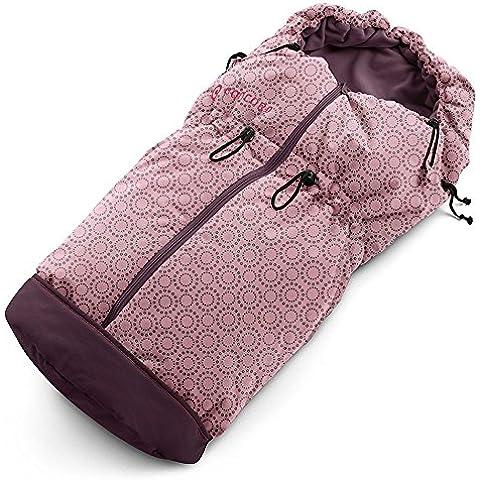 Concord - Saco para Silla de Paseo Hug/Moving rosa
