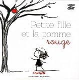 Chatouille - Petite fille et la pomme rouge