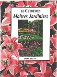Le guide des maîtres jardiniers