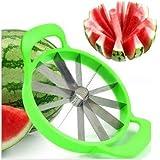 Als Direct Ltd ? Wassermelone Melone Schneide Küche Werkzeug Edelstahl Cutter