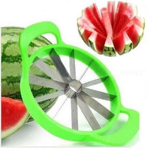 Comme Direct Ltd ™ Pastèque Cantaloup Slicer ustensile de cuisine en acier inoxydable Cutter