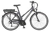 Prophete Damen E-Bike E-Novation Navigator 8-Gang Deore, Nachtblau Matt, 50 cm, 52445-0111
