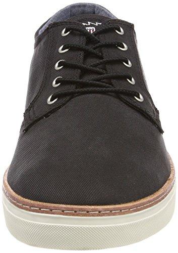 Bari Schwarz GANT Black Sneaker Herren 5ZTfqU