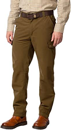Rydale Men's Danby Shooting Trousers with Several Essential Pockets | 100% Polyester