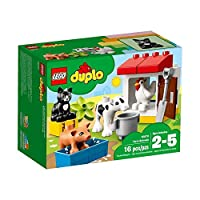 LEGO DUPLO Town Farm Animals for age 2-5 years old 10870