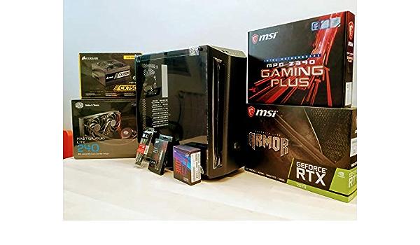Pc Gaming I7 9700k 16gb Ddr4 Rtx 2070 8gb Msi Z390 Computer Zubehör