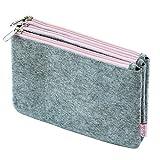 Taschenorganizer - Vegane Bag in Bag - Handtaschenordner - Tascheneinsatz mit...