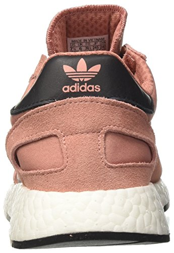 adidas Damen Iniki Runner W Sneaker, Rosa Pink (Raw Pink F15/core Black/ftwr White)