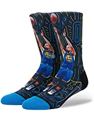 Stance NBA Legends Curry Sketchbook Casual Socke
