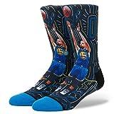 Curry Sketchbook Socken blue Größe: L Farbe: blue
