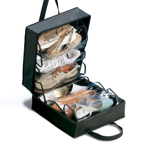 Rayen 6337 - Maleta para guardar y ordenar zapatos
