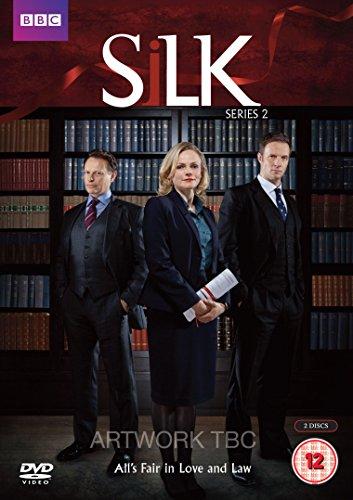 Silk - Series 2 [Reino Unido] [DVD]