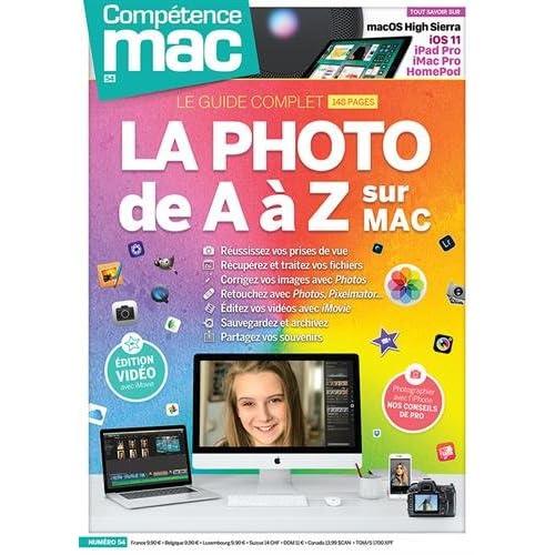 Compétence Mac 54 : La photo de A à Z sur Mac