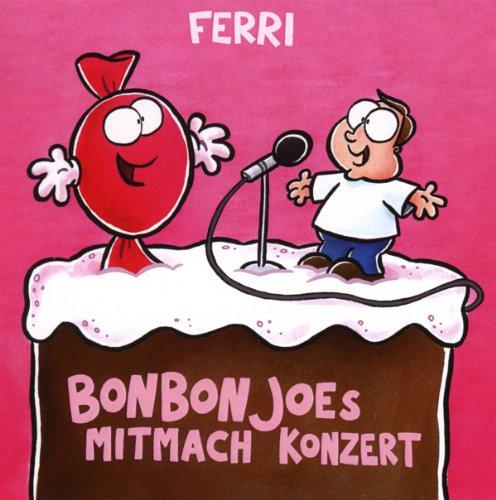 Preisvergleich Produktbild Bonbon Joes Mitmach Konzert