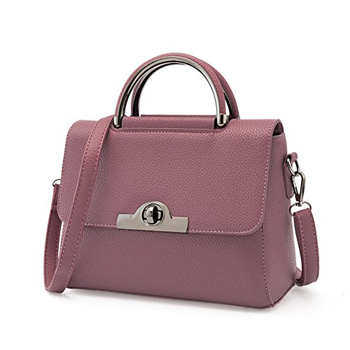 emotionlin-fashion-womens-leather-padlock-tote-handbag-ladies-shoulder-bag-brown