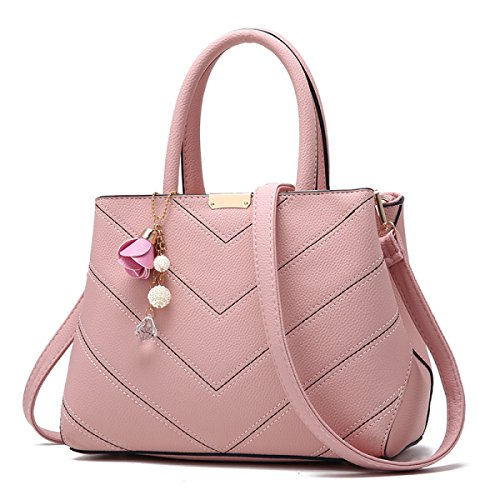 Dame Handbag Schultertasche Messenger Bag Fashion Temperament Einfache Casual Damen Tasche C