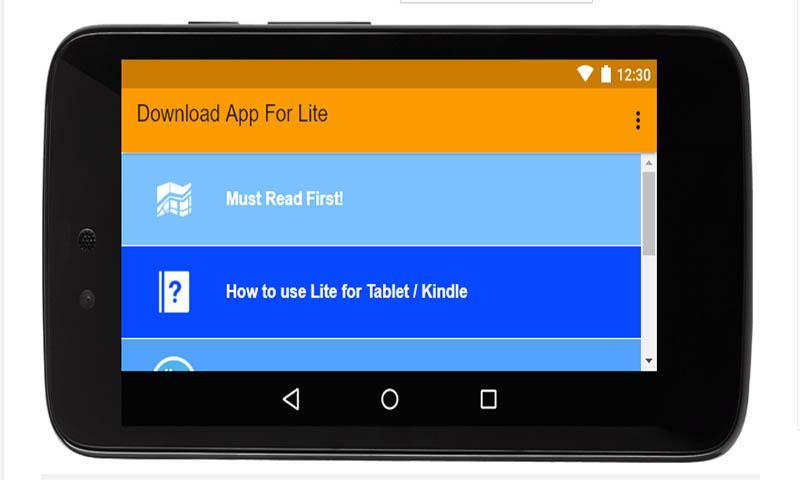 Download App for Facebook Lite - 2