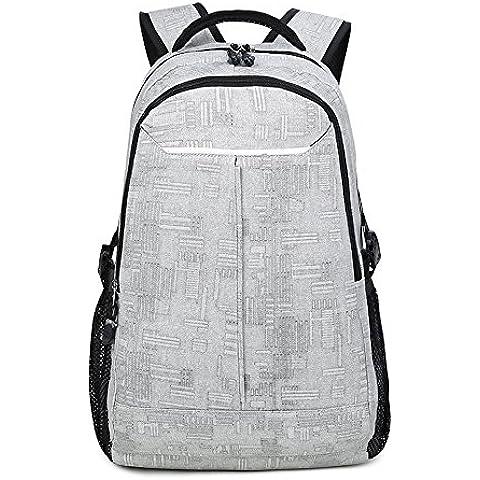 Minetom Lona Backpack Mochilas Escolares Mochila Escolar Casual Bolsa Viaje Moda Escarabajo Forma Unisex