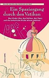 Ein Spaziergang durch den Vatikan: Pollino und Pollina entdecken die Welt