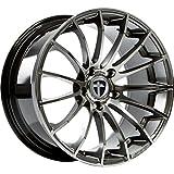 Tomason TN9 10x20 LK 5x112 Hyperblack diamond polished Audi,Mercedes