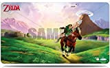 Ultra Pro 85439 - Spielmatte - The Legend of Zelda: Link & Epona (Playmat with Tube)