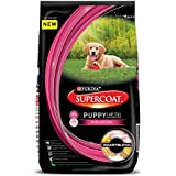 PURINA SUPERCOAT Puppy Dry Dog Food  - 400g Pouch