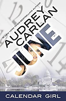 June: Calendar Girl Book 6 by [Carlan, Audrey]