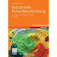 Industrielle Pulverbeschichtung: Grundlagen, Anwendungen, Verfahren (JOT-Fachbuch)