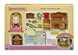 Epoch D'Enfance Cottage SYLVANIAN, 5392, Multicolore