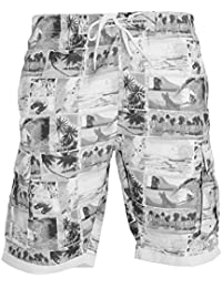 Brave Soul Mens Belize Swimming Trunks
