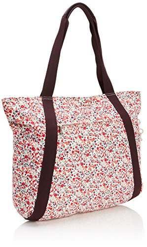 Kipling CELESTRA, Borsa a spalla donna Multicolore (Mehrfarbig (Pop Floral Pr))