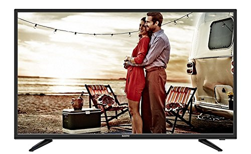 Sanyo XT-43S7100F 109 cm (43 inches) Full HD LED IPS TV (Black)