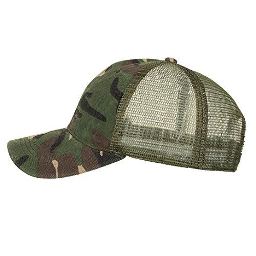 BEECHFIELD Camuflaje Militar Ejército Sombrero Adultos Béisbol Pico  Camuflaje Gorra Nueva urbano 9719938f6ed