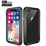 Best Cell Phone For Construction Workers - Meroollc iPhone X Waterproof Case Support Wireless Charging Review