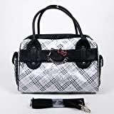 Hello Kitty Girl Handbag Tote Hand Messe...