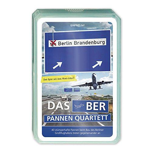 Preisvergleich Produktbild QUAI018 BER Pannen Quartett