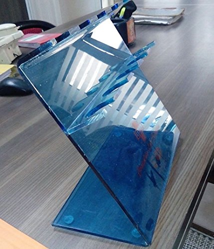 Pipettenständer Transferhalter Rack für Labor-Mikropipettenstütze 6