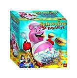 Schweine Schwarte Spiel Kinder-Gesellschaftsspiel | ausgezeichnetes Kinder-Spiel mit saumäßigem Spaß für die ganze Familie | ab 4 Jahren