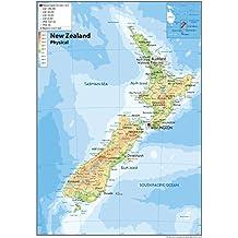 neuseeland landkarte Suchergebnis auf Amazon.de für: neuseeland karte neuseeland landkarte