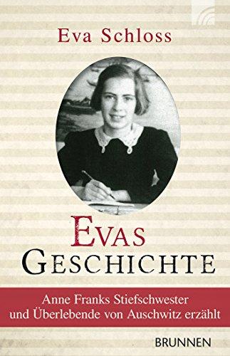 Buchseite und Rezensionen zu 'Evas Geschichte' von Eva Schloss