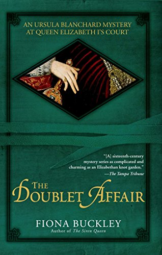 The Doublet Affair (Ursula Blanchard Book 2) (English Edition) Elizabethan Doublet