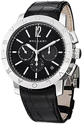 Bvlgari Bulgari Reloj de hombre automático 41mm 102043 BB41BSLDCH