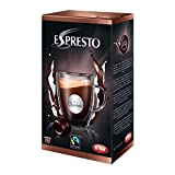 K-Fee Espresto Chocolatte, Boisson Cacaotée Fairtrade, Chocolat, 16 Capsules